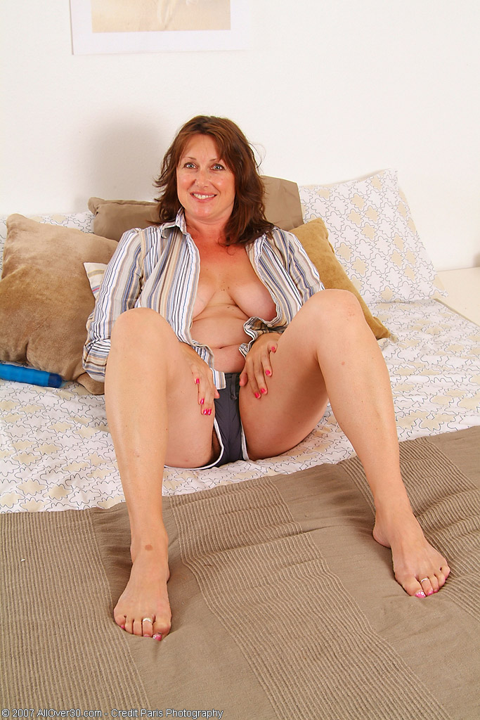 30 all over Hairy mature marishka milf