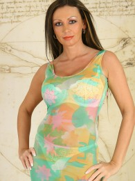 Sandra – AllOver30 Busty Mature Goddess