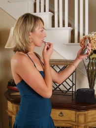 AllOver30 – Sexy MILF Jasette's First Shoot