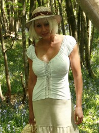 AllOver30 Gorgeous Blonde MILF Jan