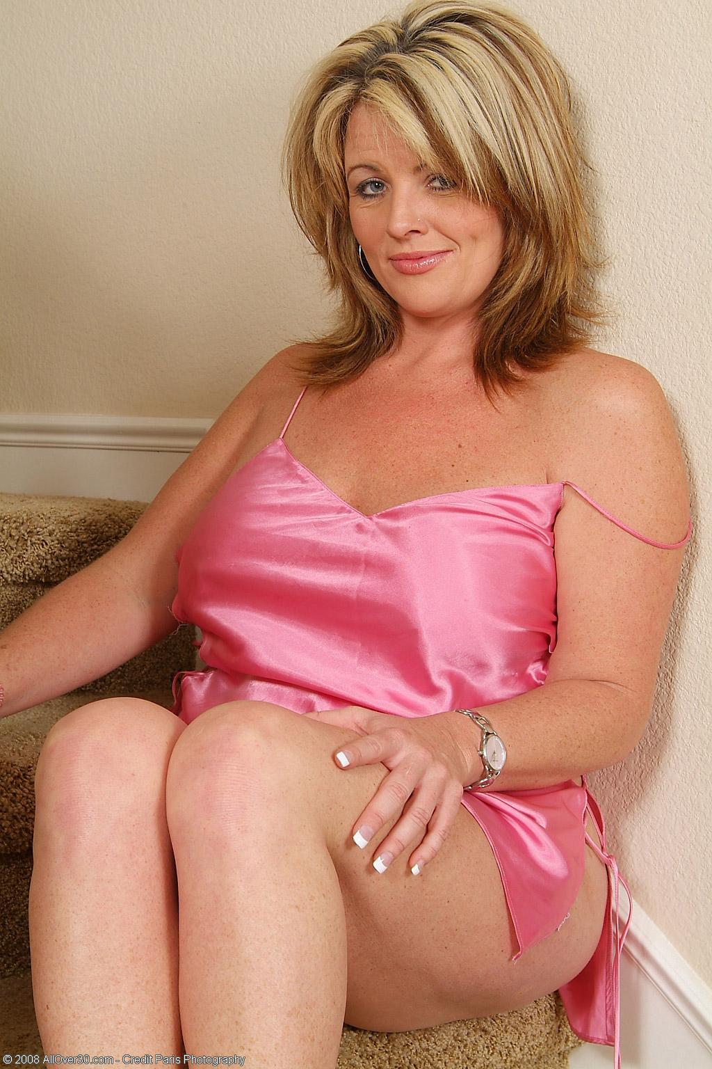 Big tits lesbian breast play