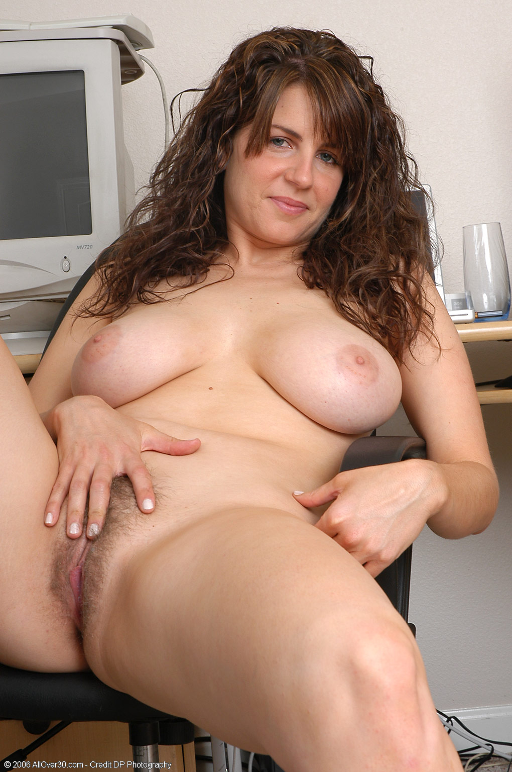 Hairy women over 30