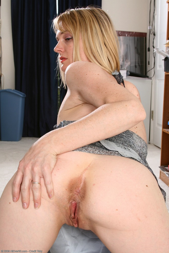 blonde fucked by trainer
