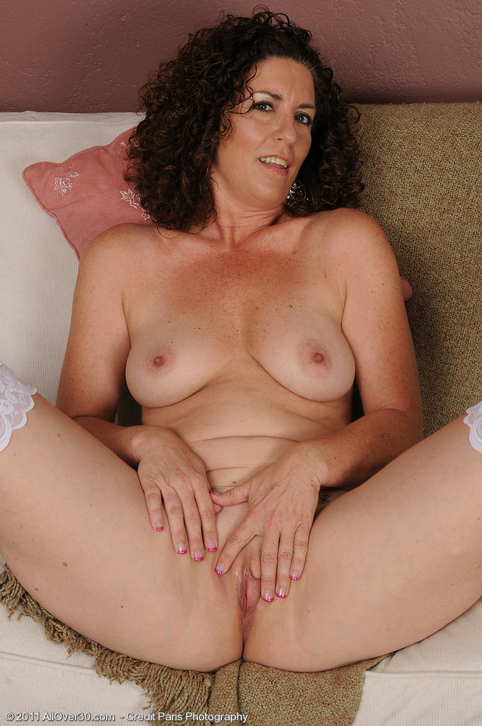 Blonde big tit mature xxx