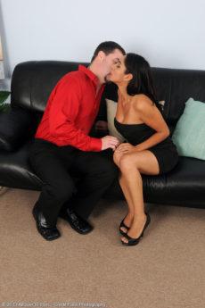 Bianca Mendoza and Jack