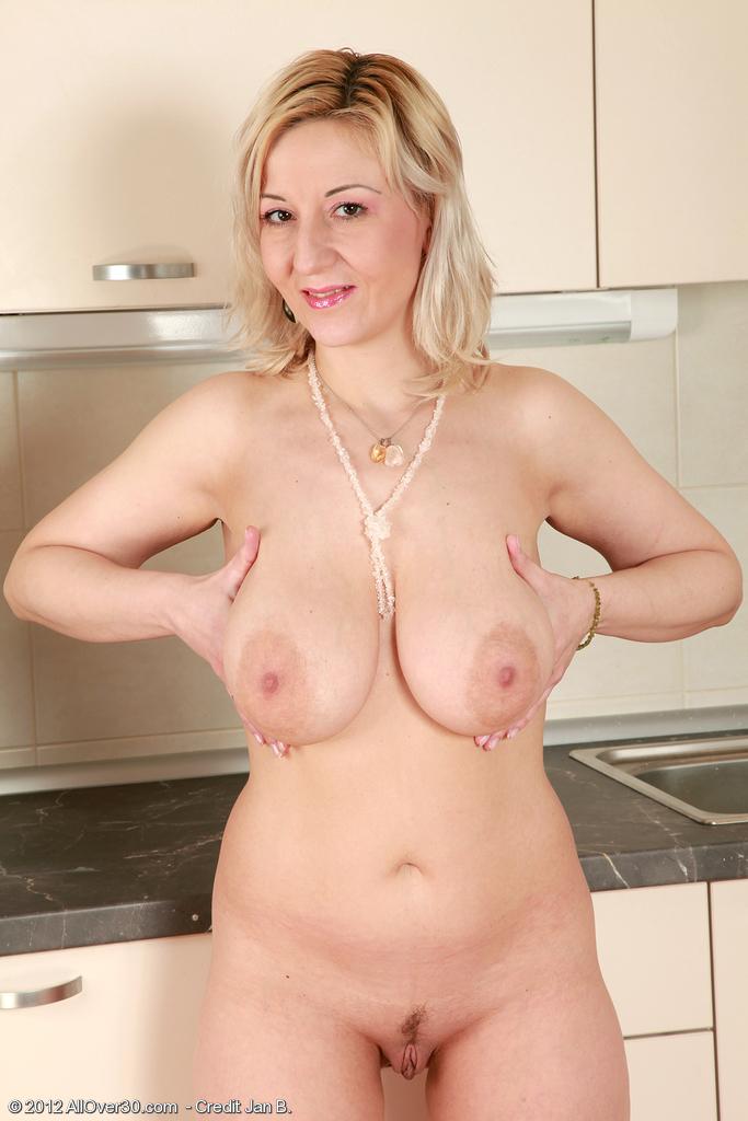 Girlfriends naked saggy blonde boobs partner