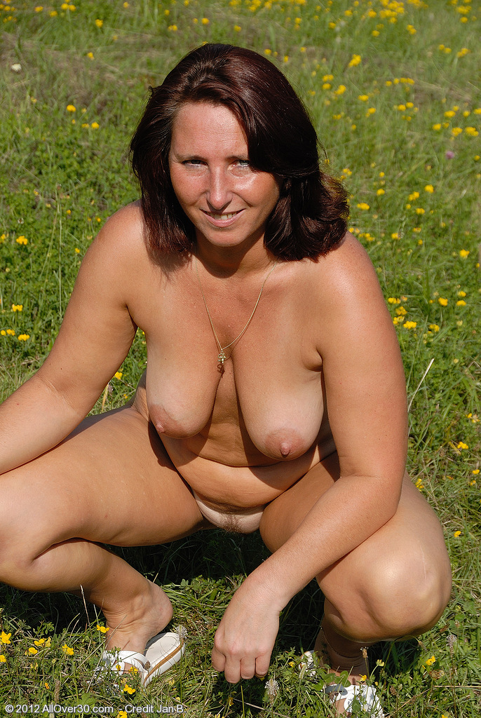 Mature Farmer sexy nude