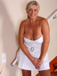 excited housewife swinger private opinion, you