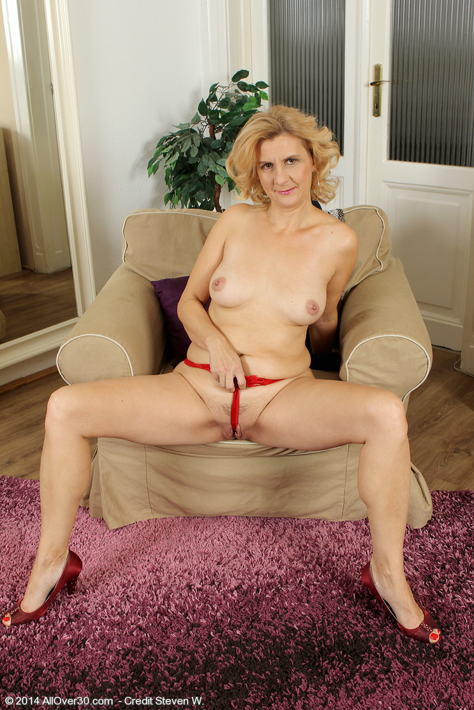 Hairy redhead evane nordstern from allover30com - 1 part 8
