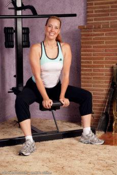 MILF Workout Pics